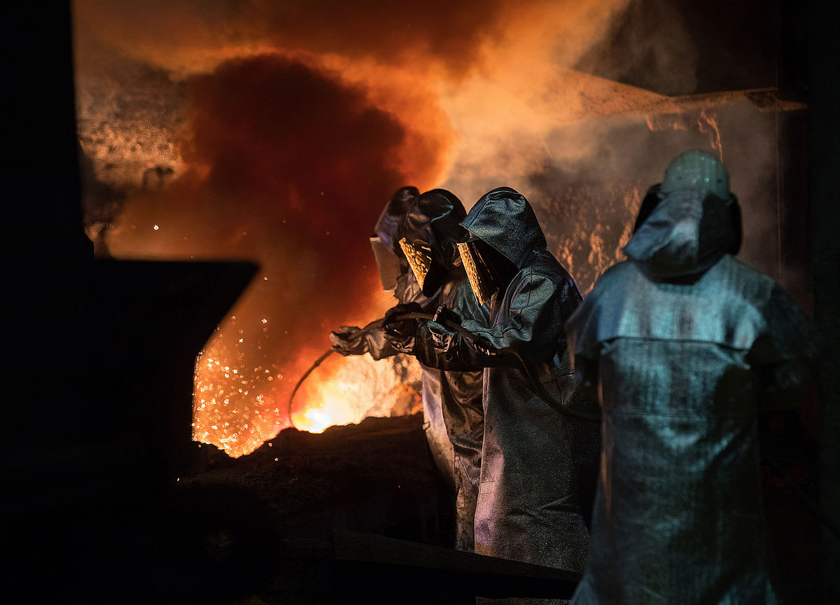 Swedish Steelmaker Eyes Tata Europe Deal as Thyssenkrupp Backup, Sources Say