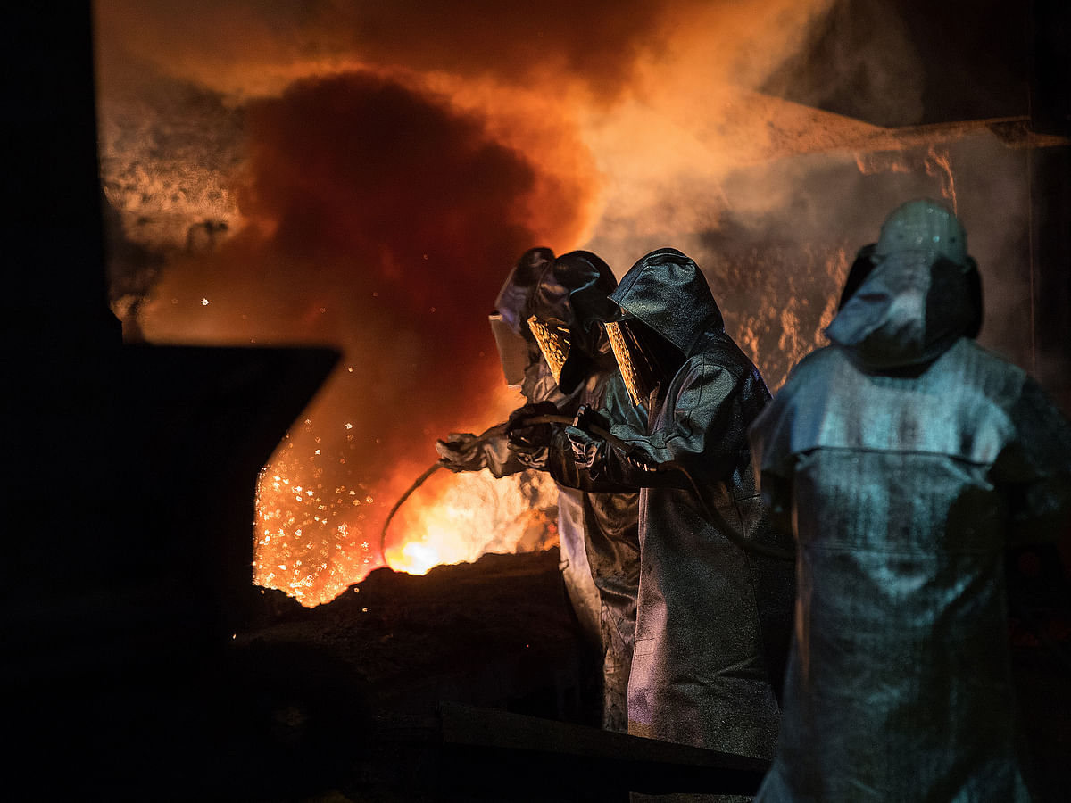 SSAB Eyes Tata Europe Deal As Thyssenkrupp Backup