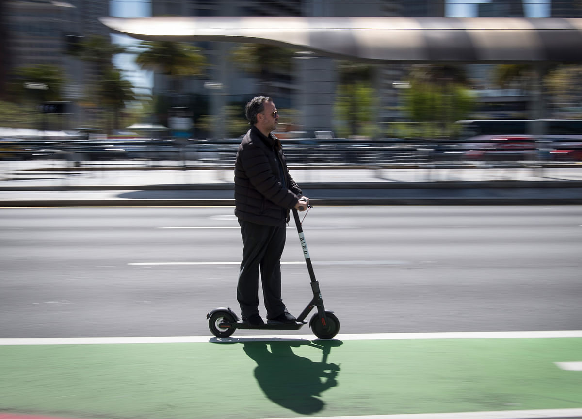 Bird CEO Explains Why His Scooter Startup Needed $300 Million
