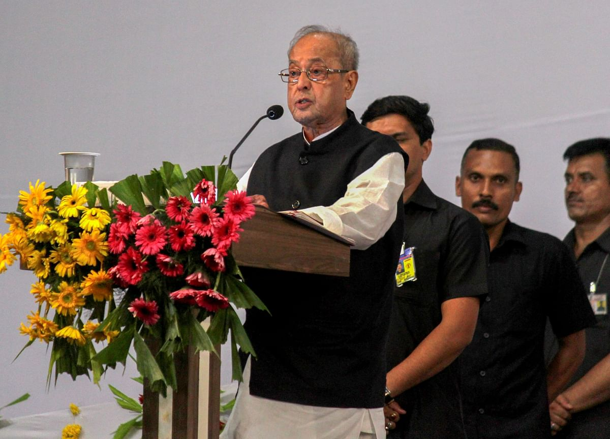 Hatred And Intolerance Dilutes National Identity: Pranab Mukherjee At RSS Headquarters