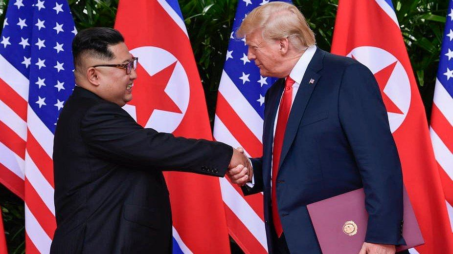 AnImpeached Trump Can't Be Trusted on North Korea