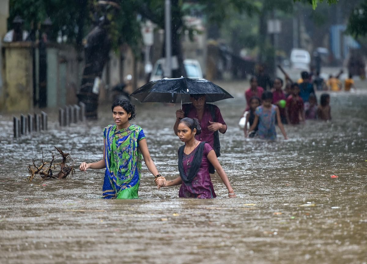 Extremely Heavy Rain Possible, IMD Issues Red Alert For Mumbai