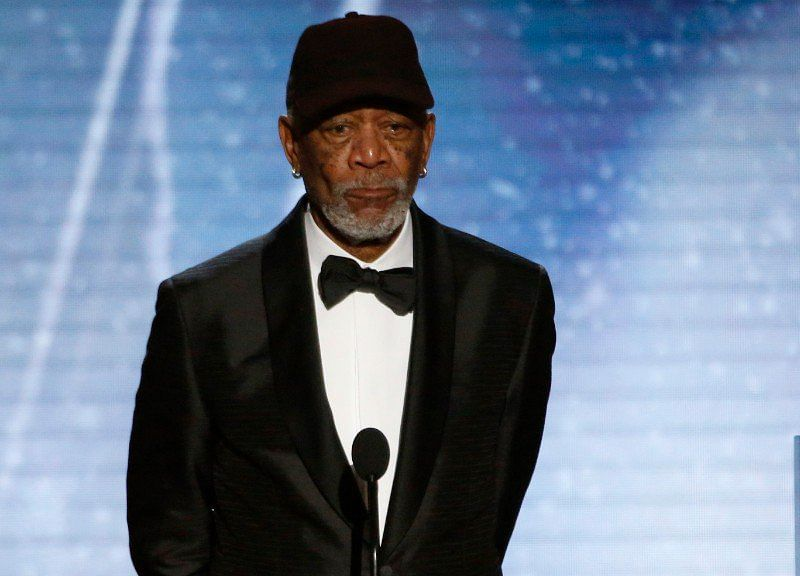 "Morgan Freeman Accused of Sexual Harassment, Says ""Sorry"""