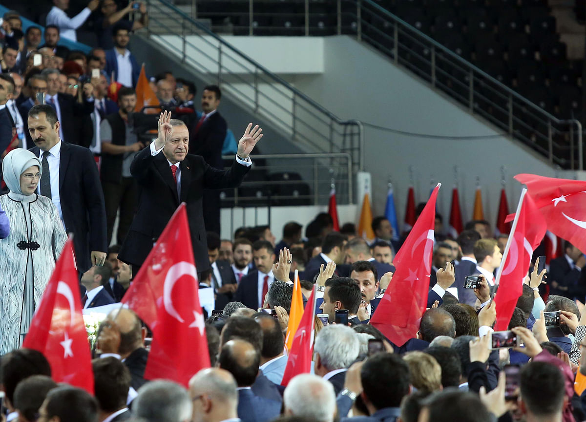 Why Erdogan's Election Has Gone From Shoo-In to Nail-Biter