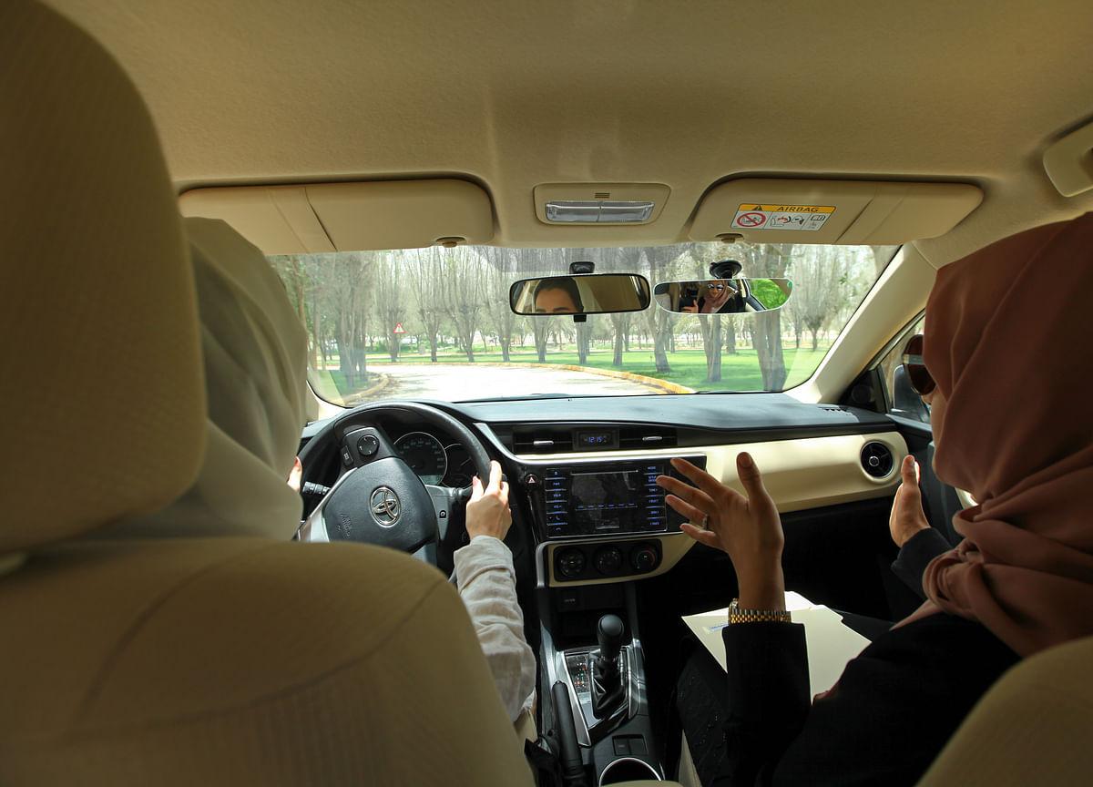 Women Driving May Reap More for Saudi Arabia Than Aramco: Chart