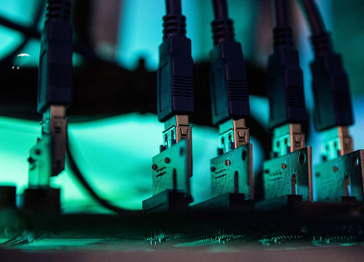 Crypto Growth Nears `Ceiling,' Ethereum Co-Founder Buterin Says