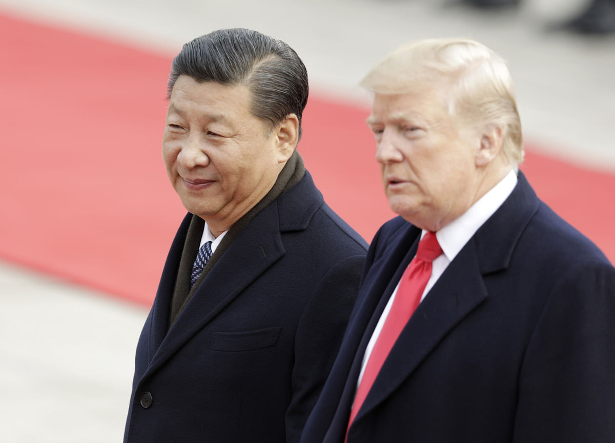 Trump Paints Xi Into a Corner