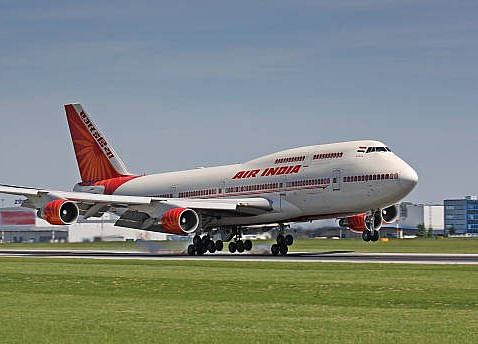 Air India Targets First Class And Business Fliers