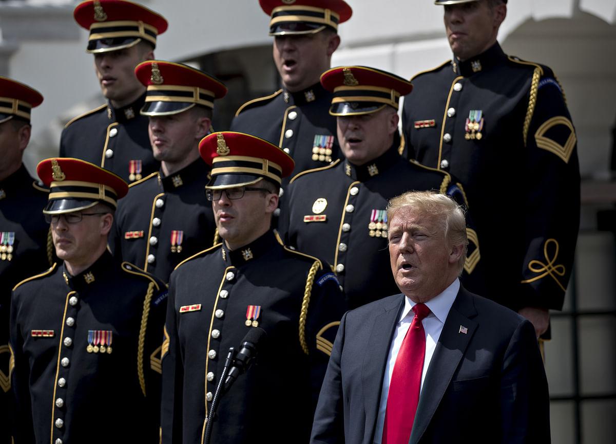 Judge Calls Trump's Border Separations of Children `Brutal'