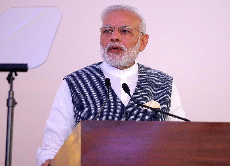 'Ajay Bharat, Atal BJP': Modi's Slogan For 2019 Polls
