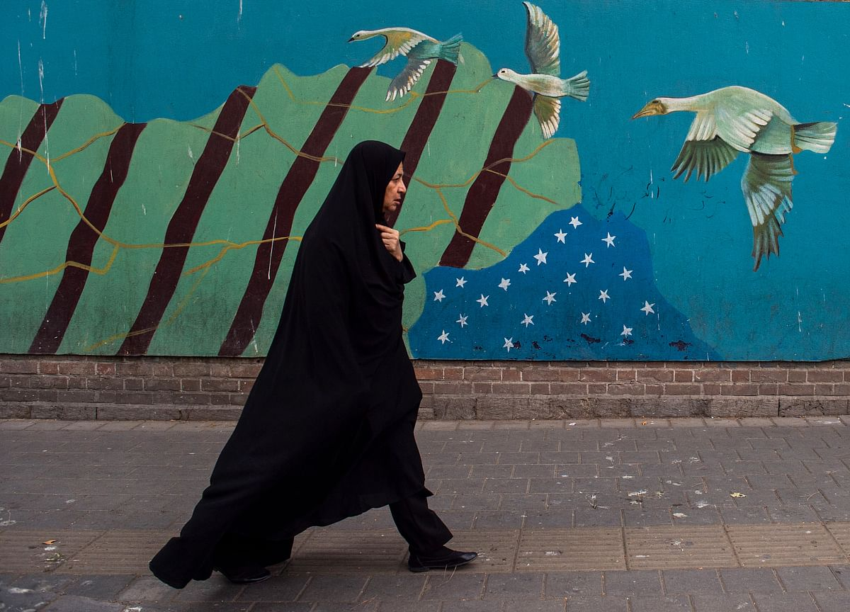 Sorry, Iran, China Isn't Going to Save You