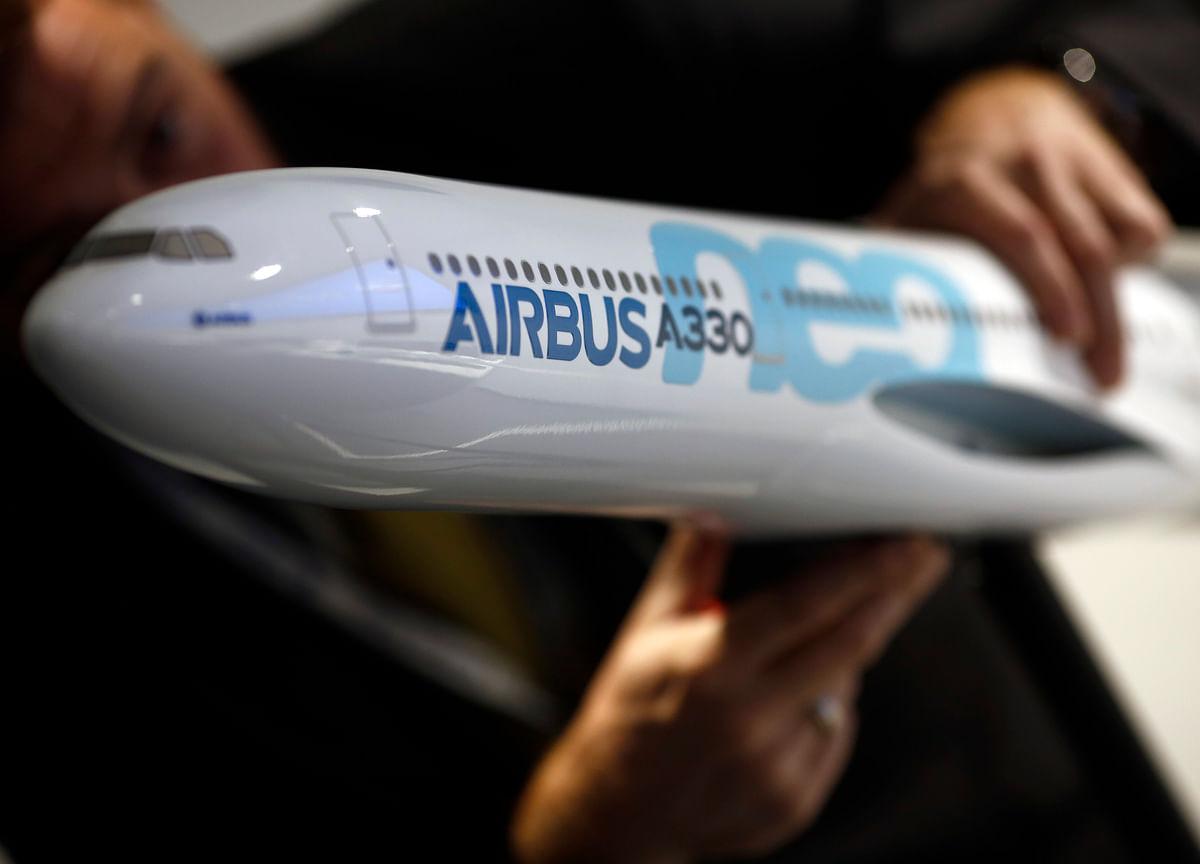 Airbus Near Blockbuster $23 Billion Jet Sale to AirAsia