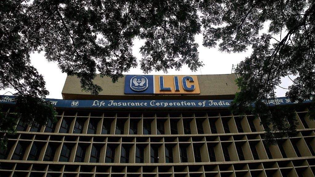 This Metric Gives LIC A Market Value Of Rs 9.5 Lakh Crore