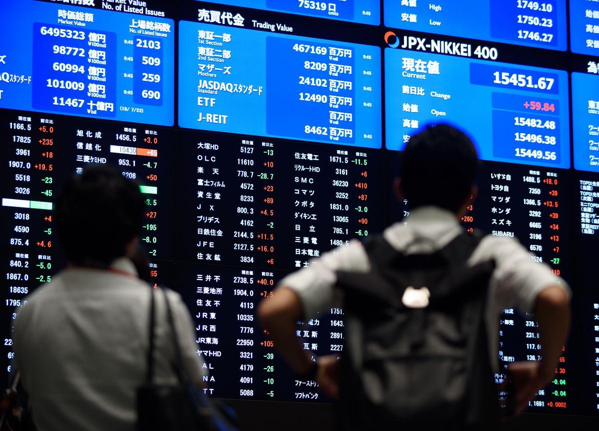 Stocks Rally on Fed Bets as Jobs Calm Growth Fears: Markets Wrap