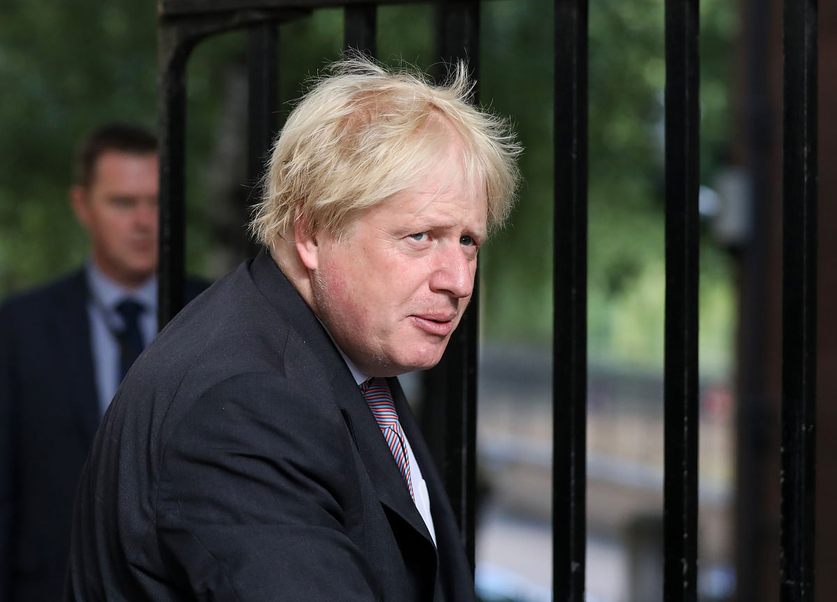 Boris Johnson Is the One We Should Be Swearing At
