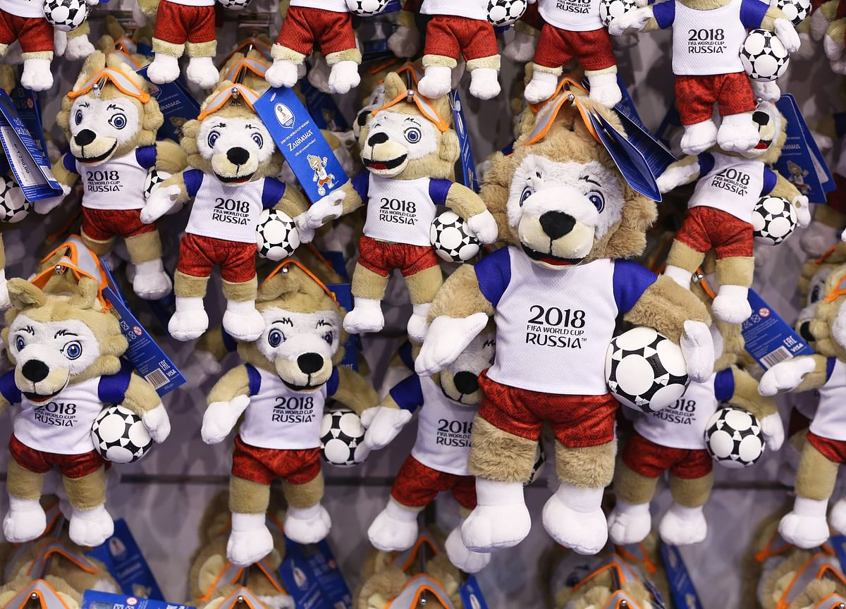 Russia Fights Off World Cup Curse of Distracted Consumer