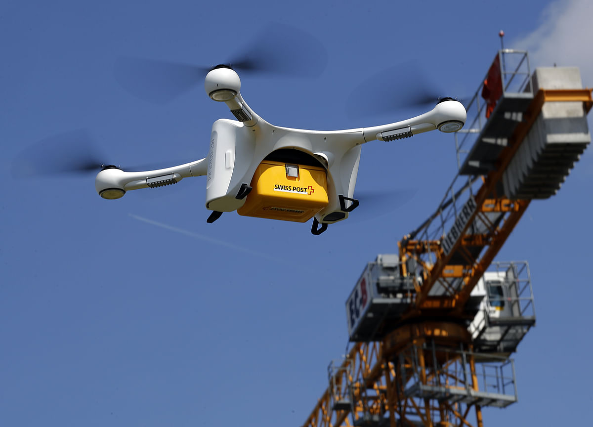 Drones Do Deadly Work So You Don't Have To