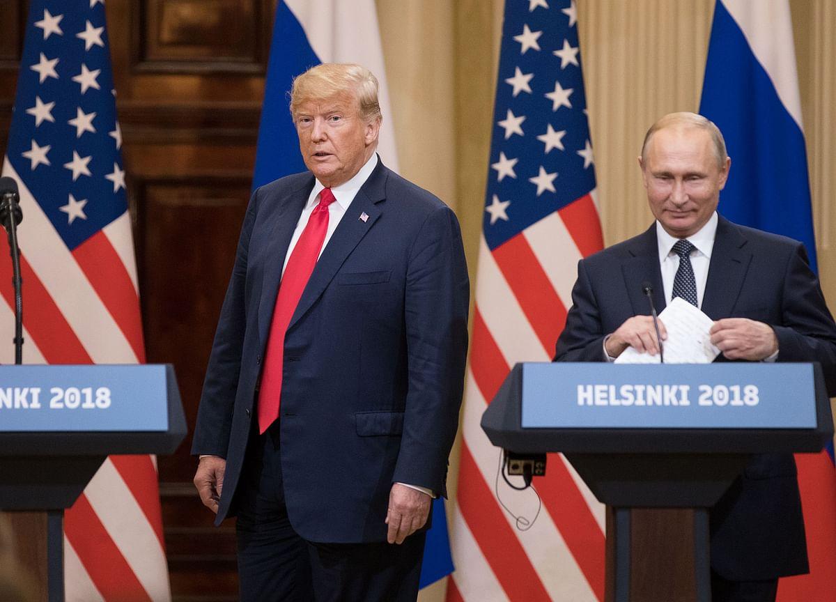 Trump's Botched Putin Summit May Help Protect the Russia Probe