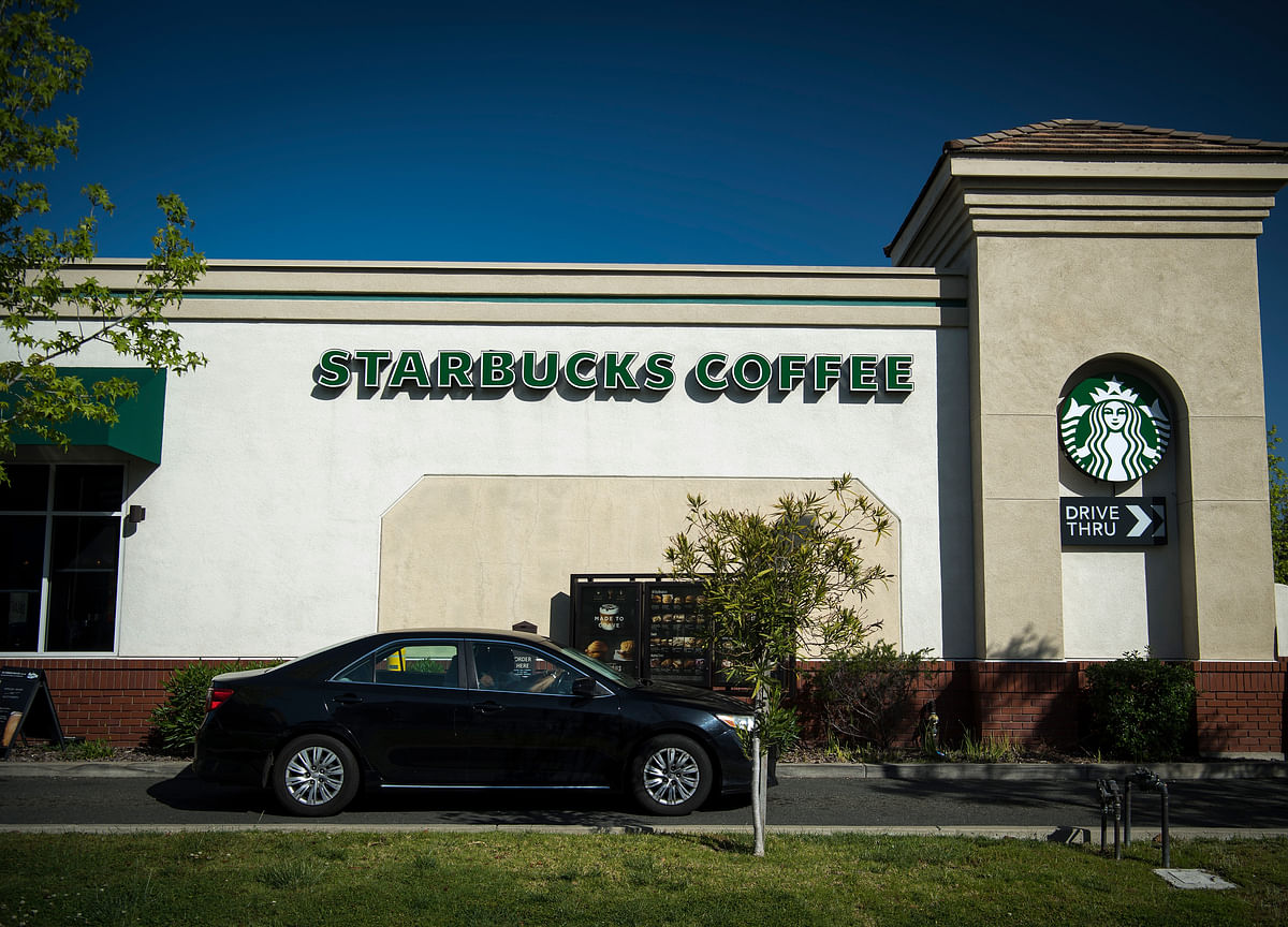 Starbucks Has Seen the Future. It Looks Like a Drive-Through Window.
