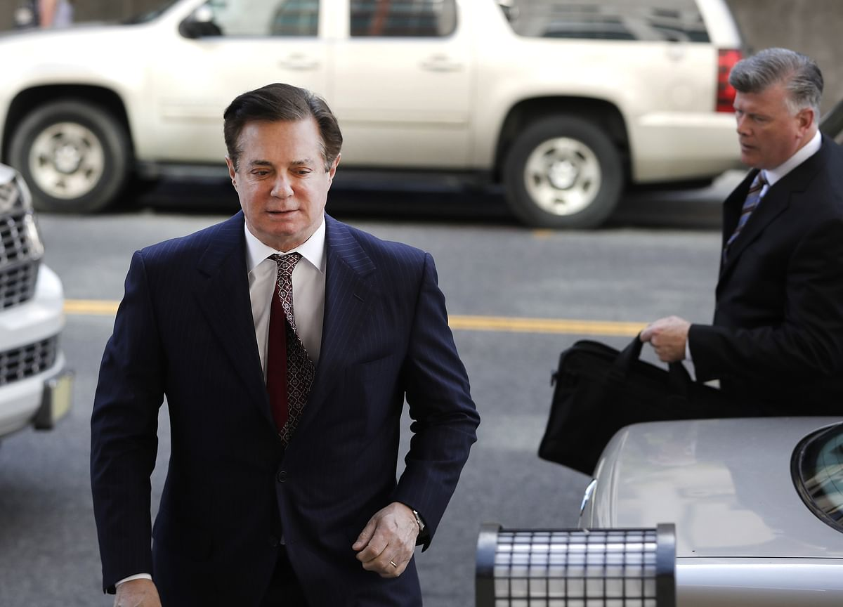 Trump Can Save Manafort With a Pardon. The Question Is, Will He?
