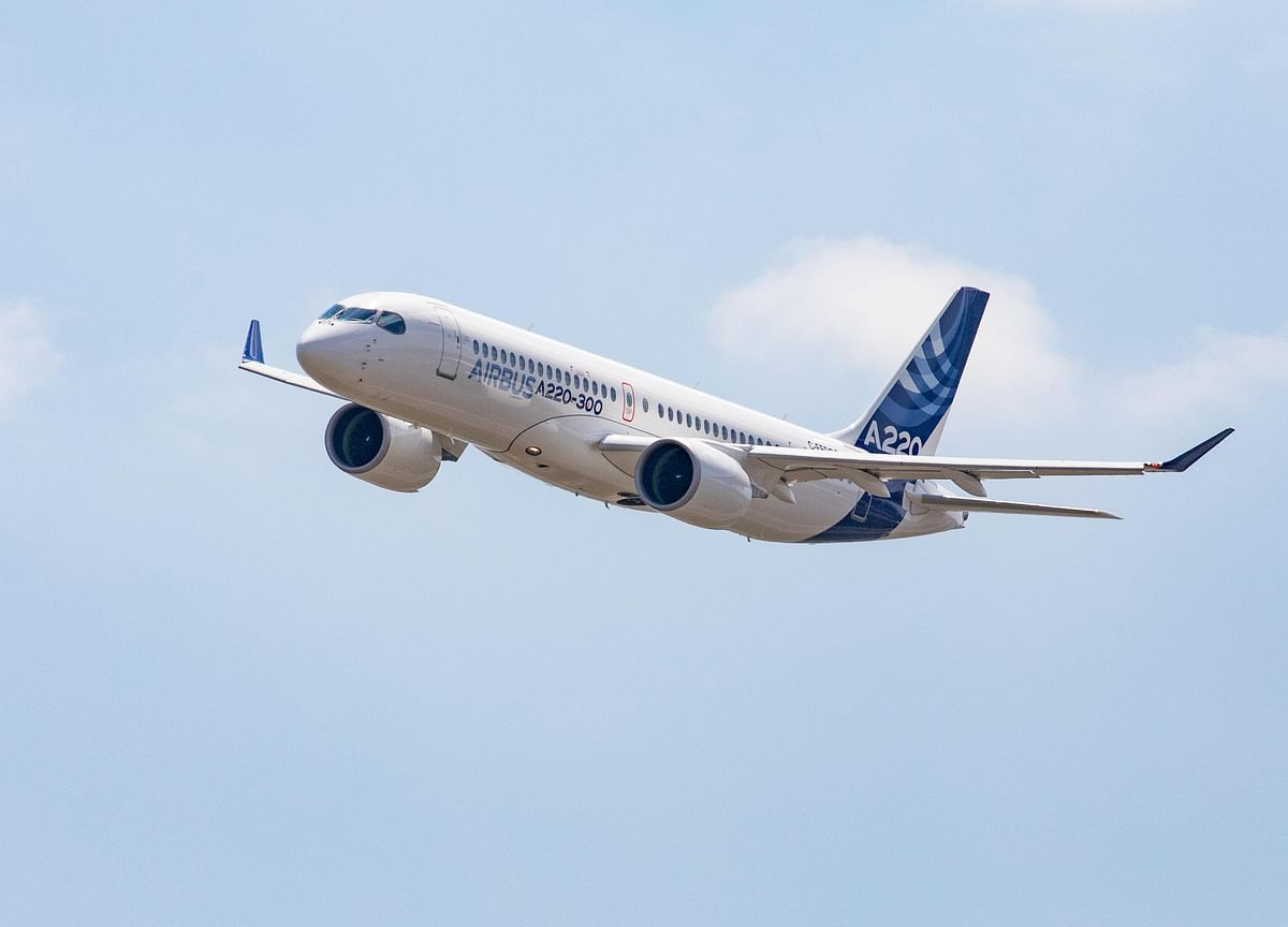 U.S. Orders More Airbus A220 Inspections After Engine Failures