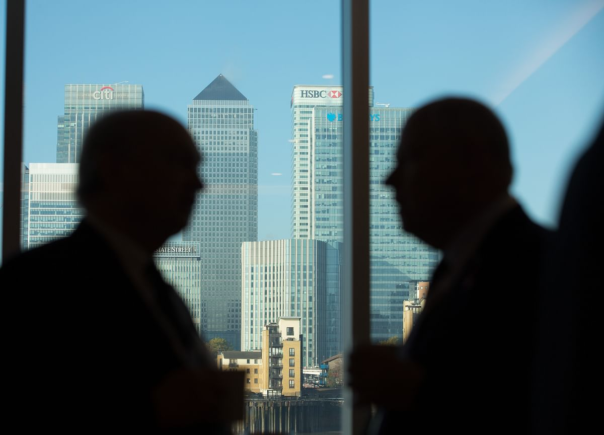 U.K. Private-Sector Pay Set for Biggest Increase Since 2012
