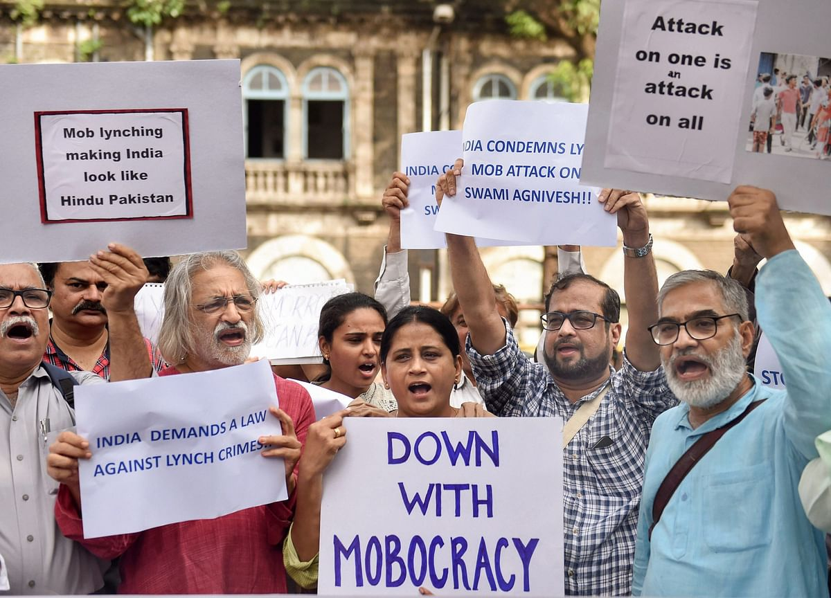 Government Sets Up Committee To Curb Mob Violence, Lynching