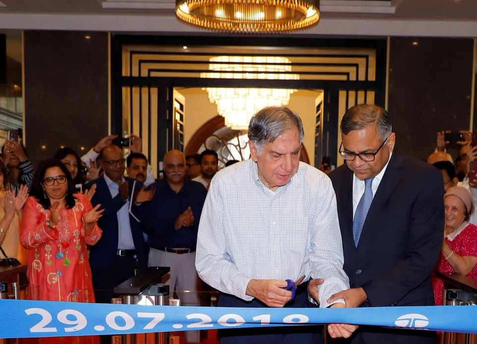 A 'Modern And Informal' Bombay House Reopens