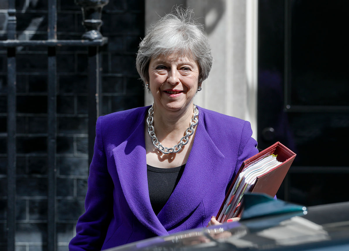 May Set to Catch a Summer Break After Months of Brexit Crisis