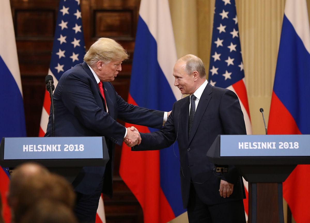 Trump's Mixed Messages on Russia Renew Doubts on What He Thinks