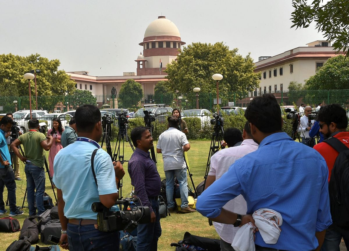 Supreme Court Agrees For Live Streaming, Video Recording Of Court Proceedings
