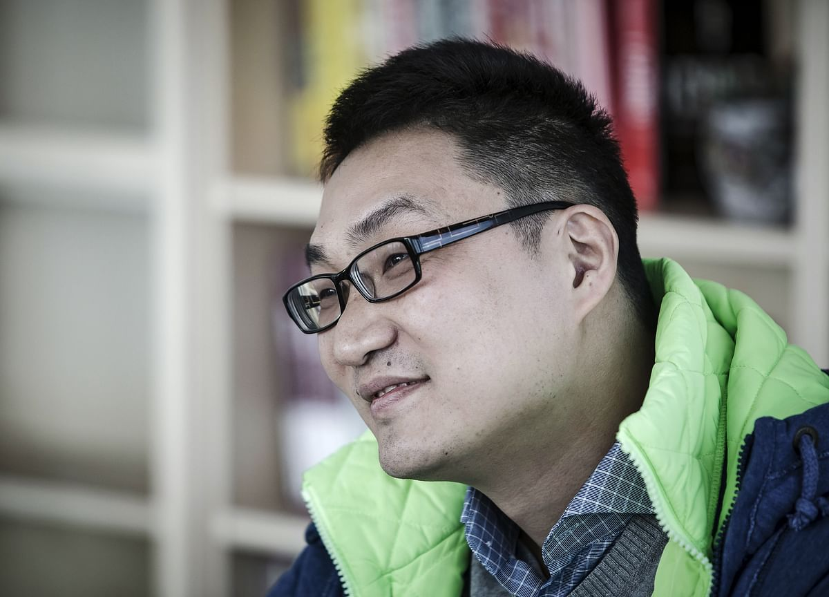 Ex-Googler Becomes China's 12th Richest Person