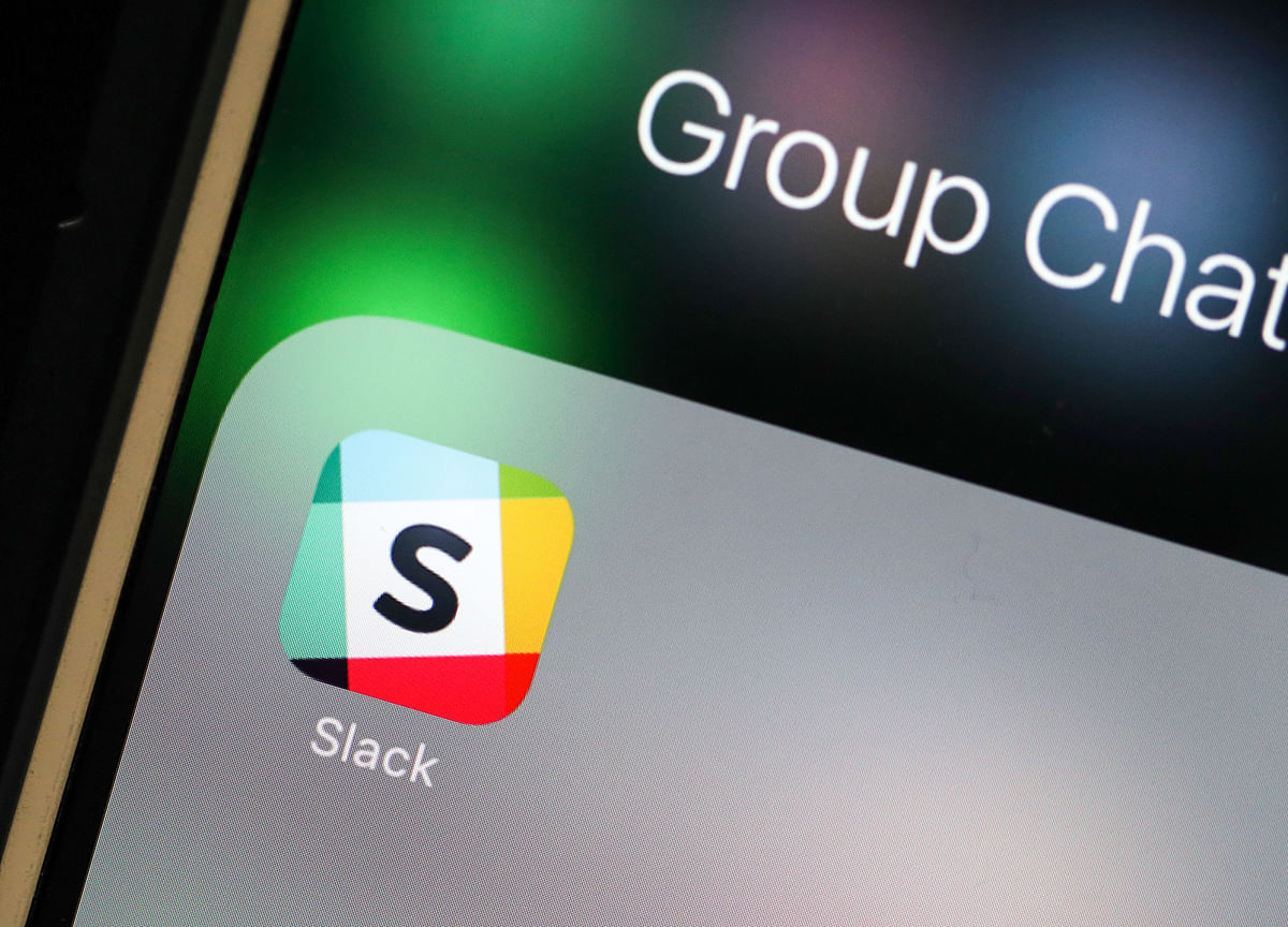 Slack Sales Growth Holds Up Against Growing Microsoft Rivalry