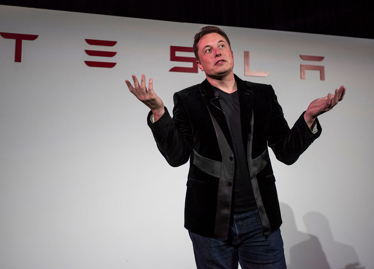 'The Last Bet-the-Company Situation': Q&A With Elon Musk