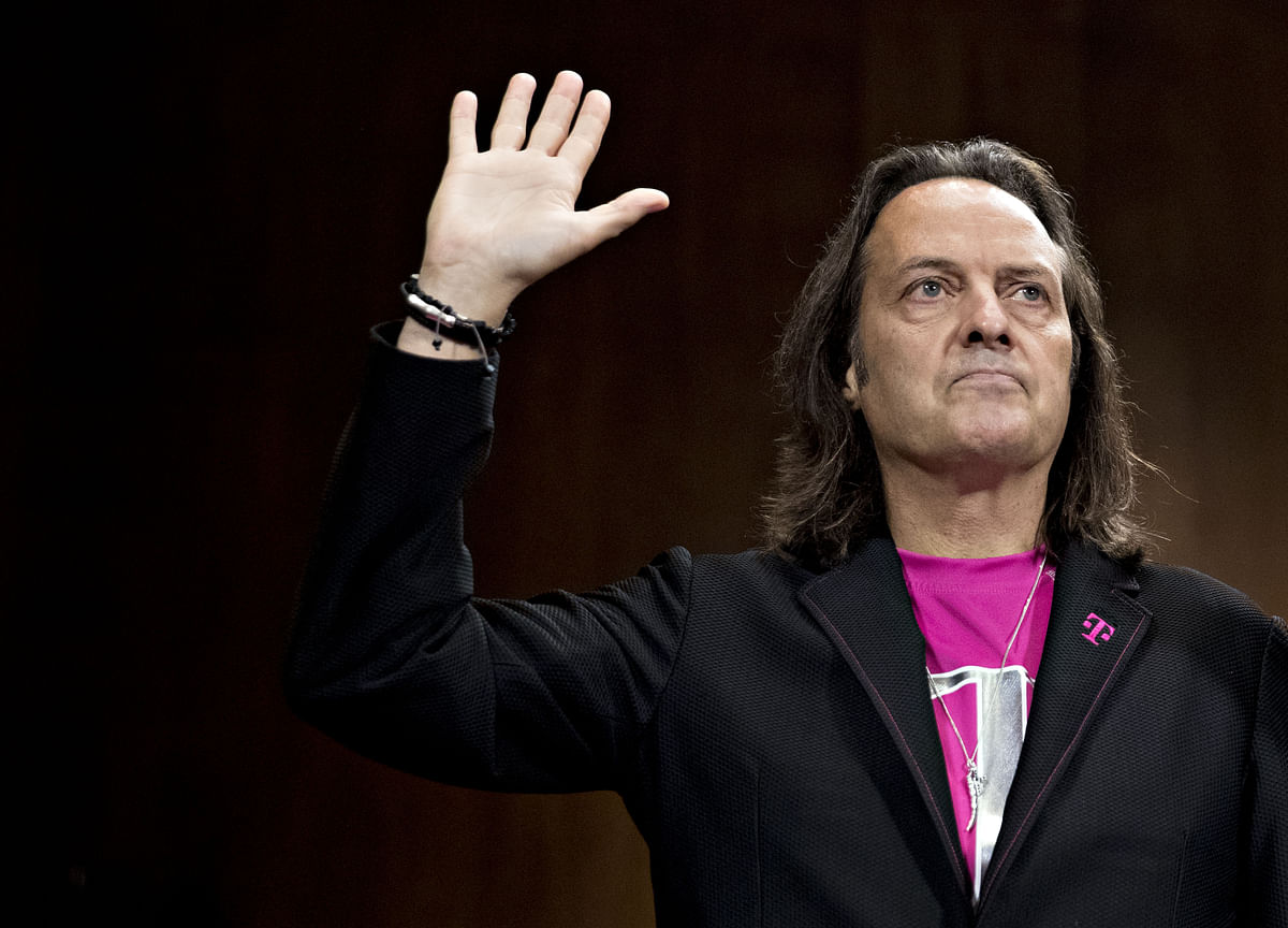 T-Mobile's Cheerleading Can Work on Trump and Everyone Else