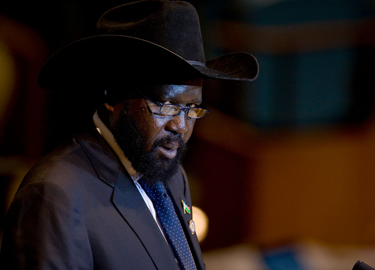 UN Envoy Says South Sudan President Ready to Sign Peace Deal
