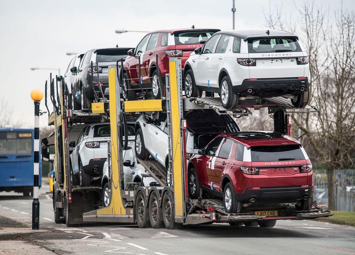 Tata Motors' JLR Cuts Production Schedule In U.K.