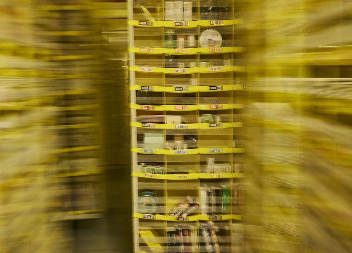 Amazon's New Businesses Push Profitto a Record