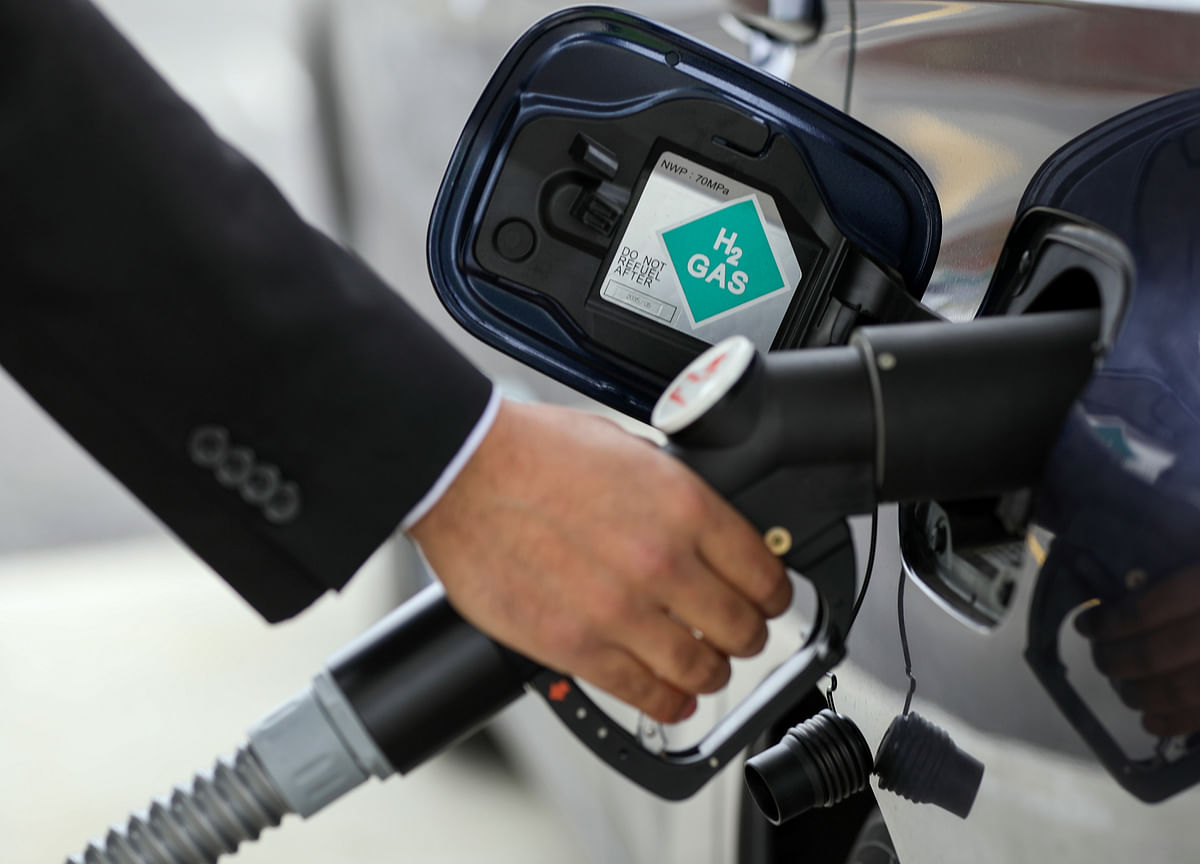 China's Hydrogen Economy Is Coming