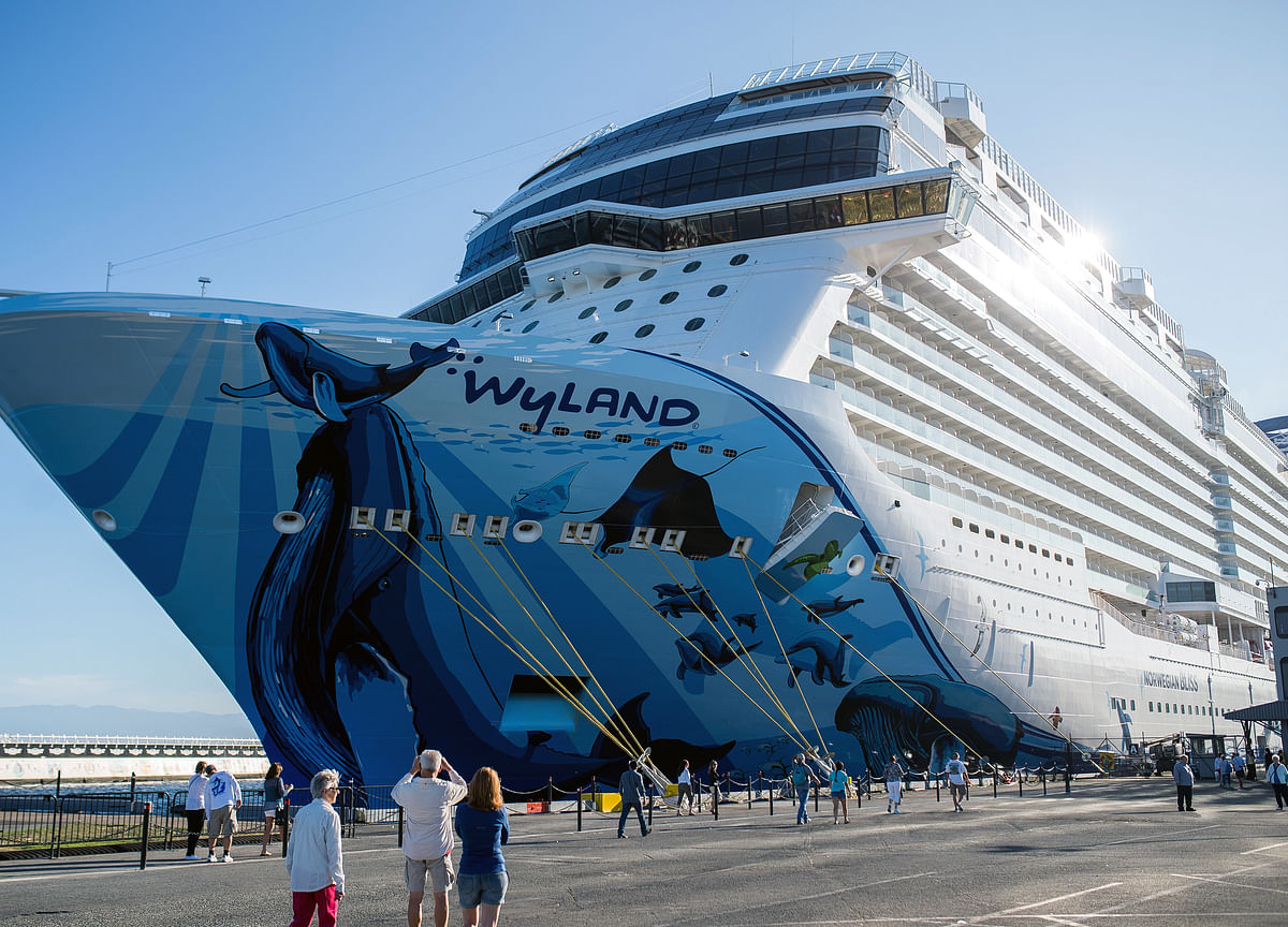 Why Cruise Lines Keep Cutting Their Ships in Half