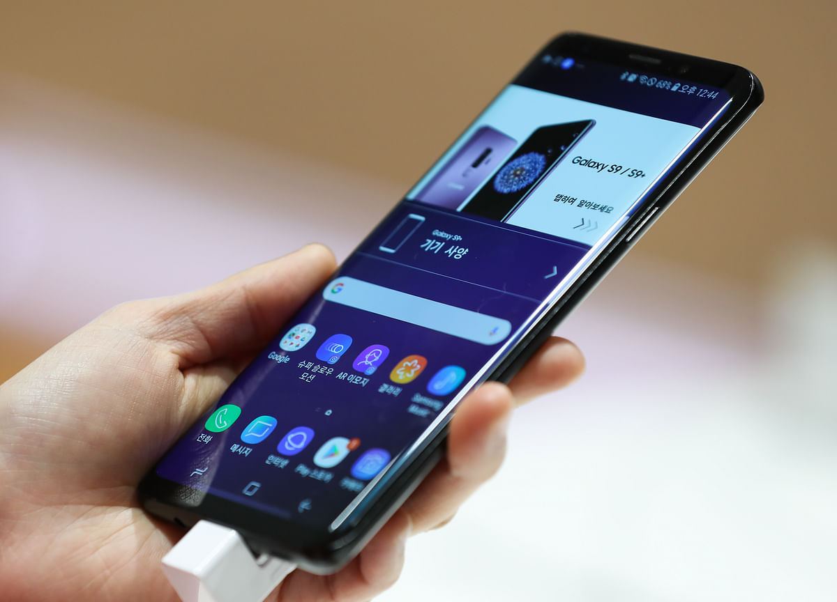 Smartphone Slowdown Hits Profits at Samsung Electronics