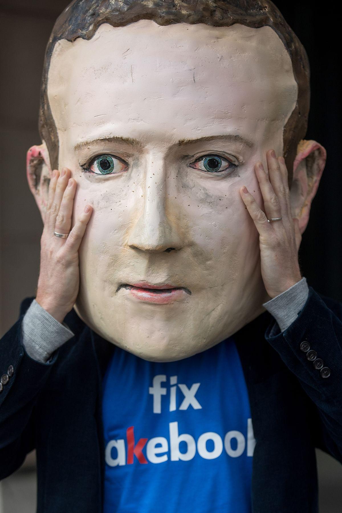 Facebook Insiders Sold $3.9 Billion of Shares Since Scandal