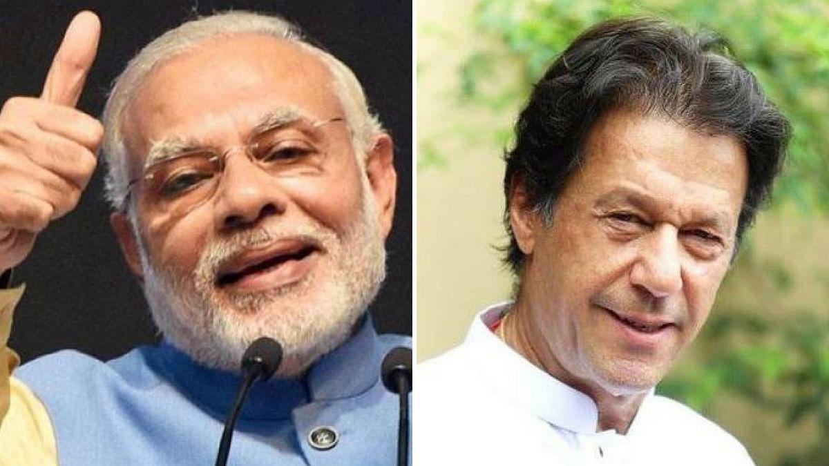 Modi Calls and Congratulates Pakistan's PM-in-Waiting Imran Khan