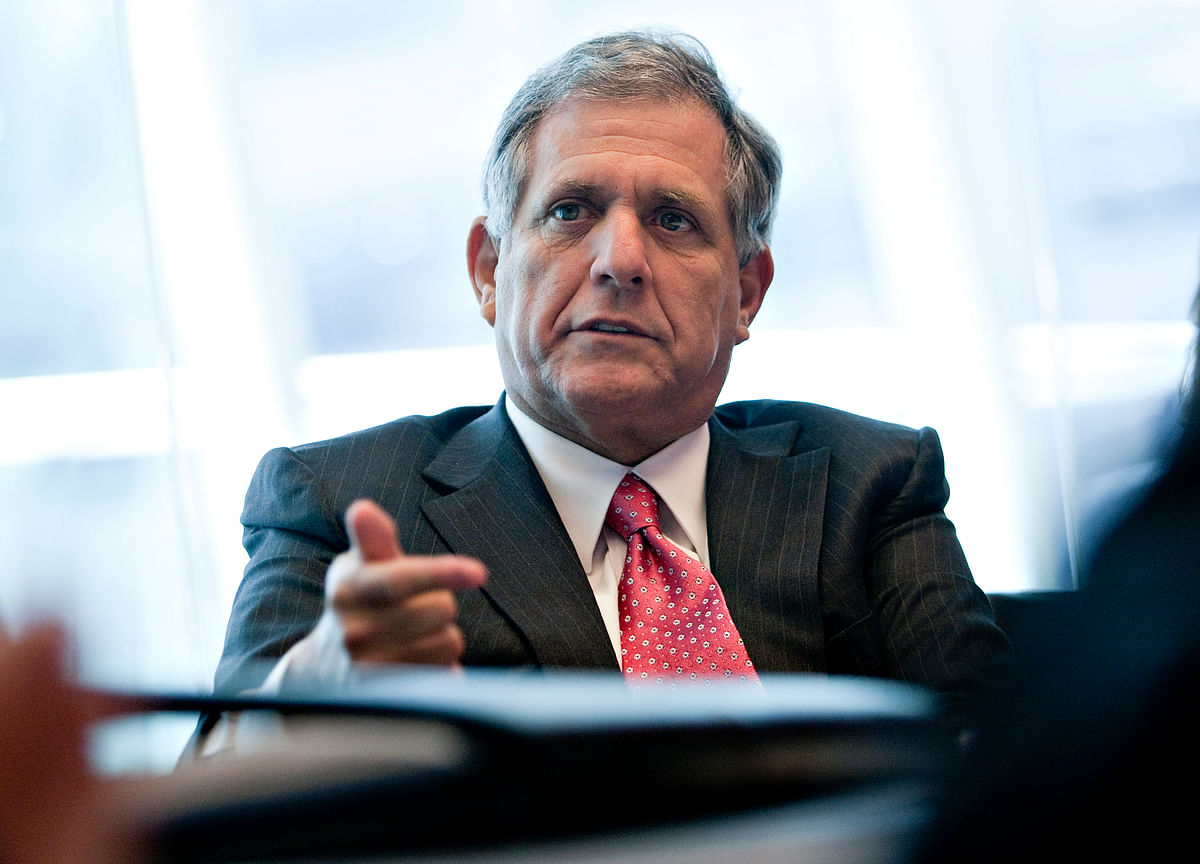 Moonves Has $300 Million on the Line as CBS Ponders His Fate
