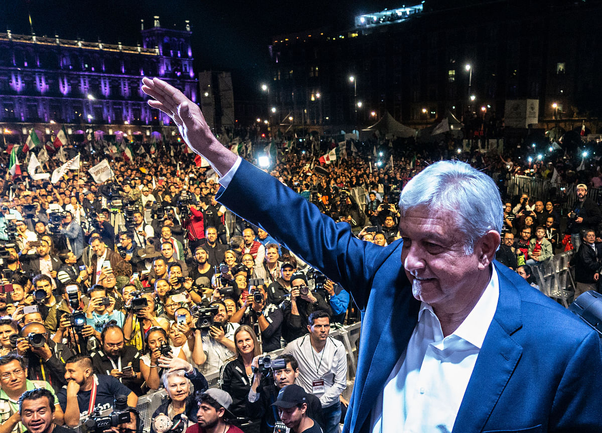 AMLO Gets His Chance After Decades as Fixture in Mexico Politics