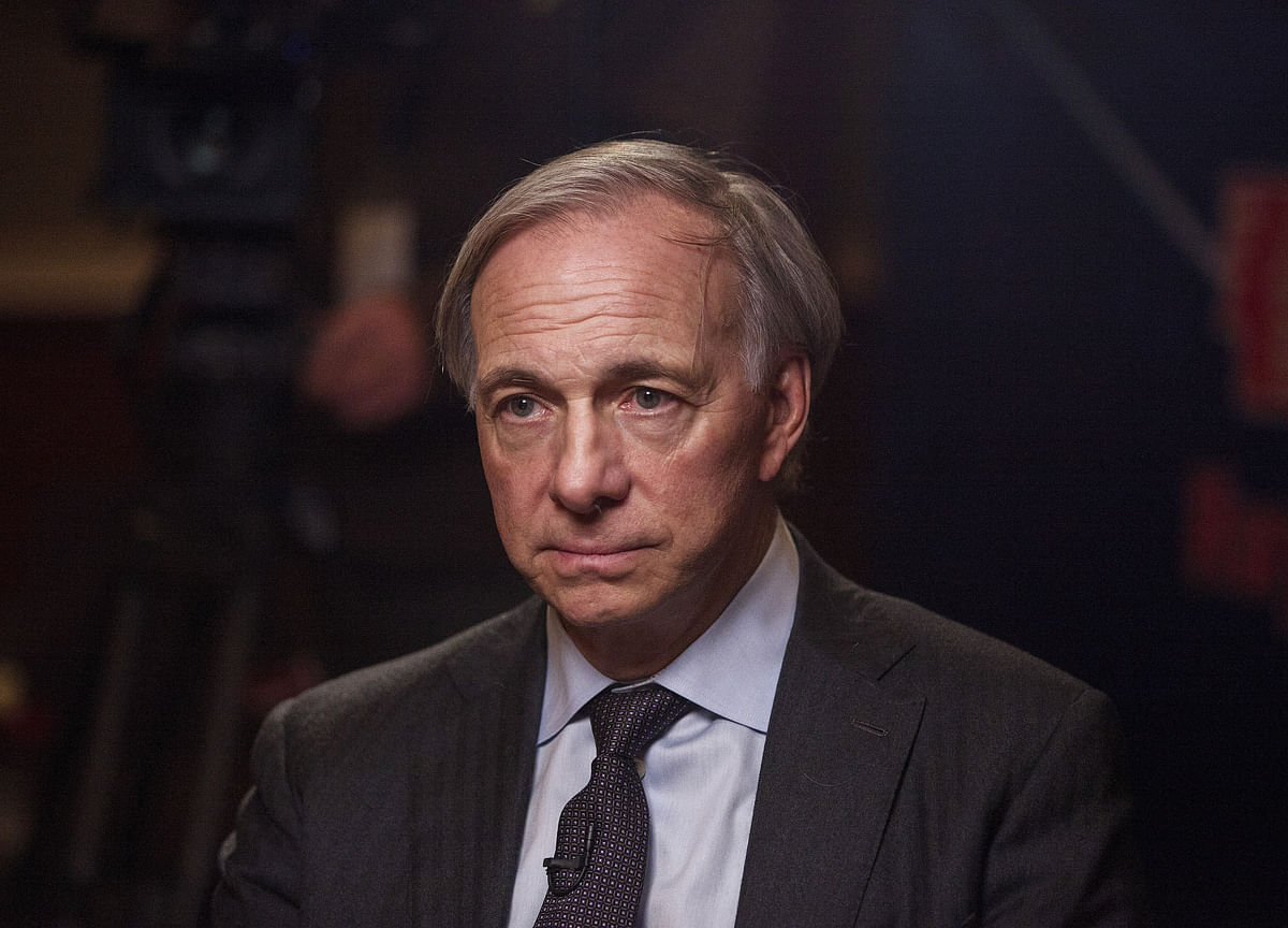 Ray Dalio Says Trade War With China Is Underway