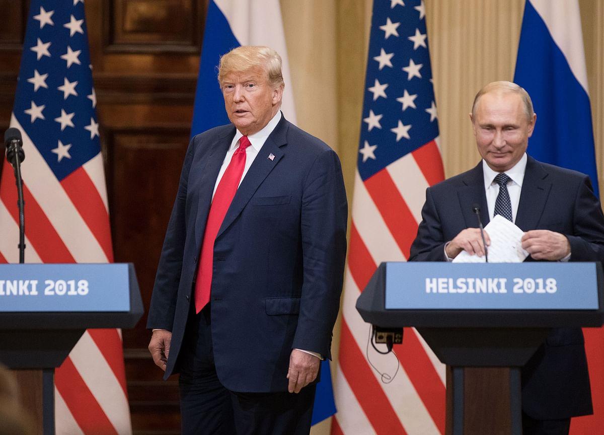 Trump Threatens to Cancel Putin Meeting After Ukraine Incident