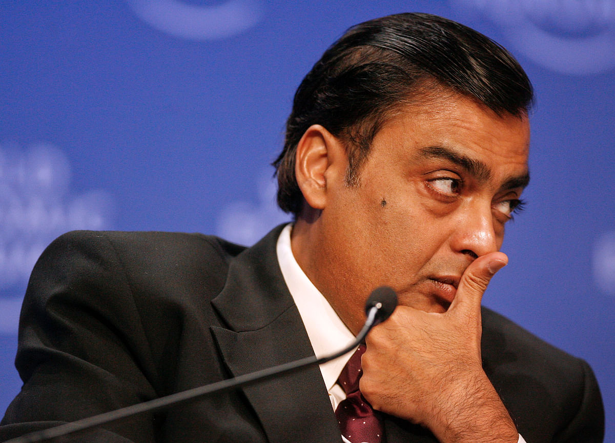 $4 Billion Shopping Spree Maps Ambition of India's Richest Man