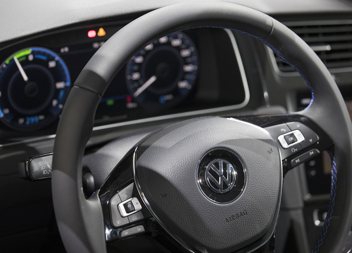 VW Reaches $912 Million Pact in German Car-Owners' Mass Lawsuit