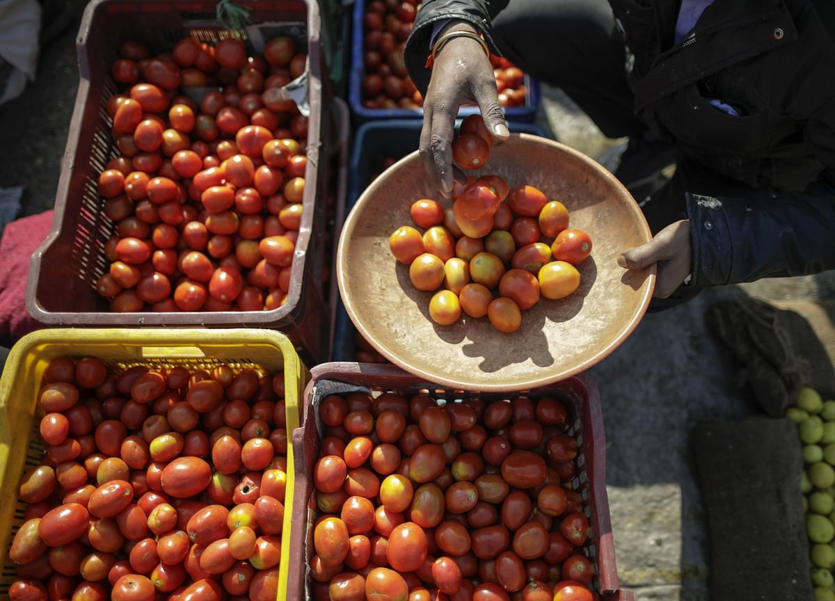 Now, Tomato Price Soar To Rs 80 Per Kg In Delhi